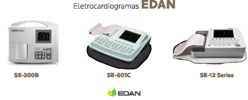 Eletrocardiogramas-Edan-SC Medical