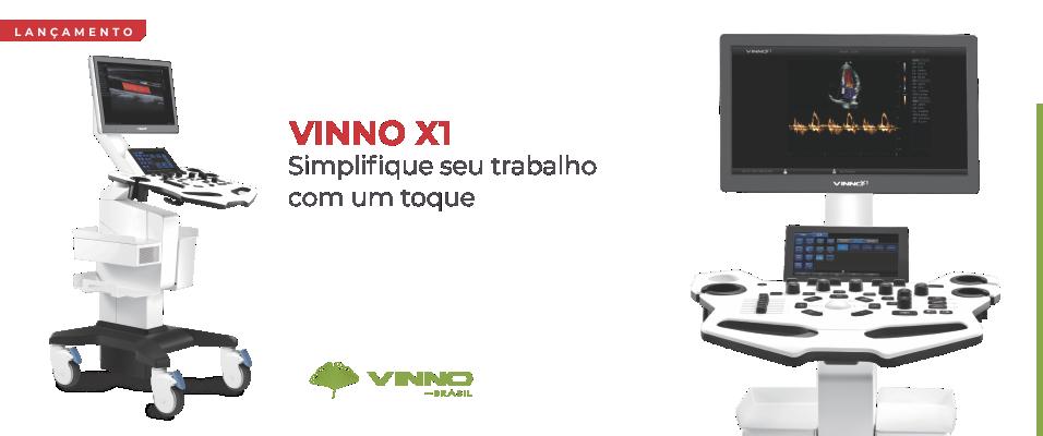 Ultrassom Vinno X1 - SC Medical