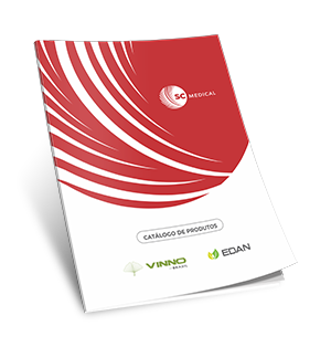 Catálogo de produtos hospitalares Edan e Vinno - SC Medical