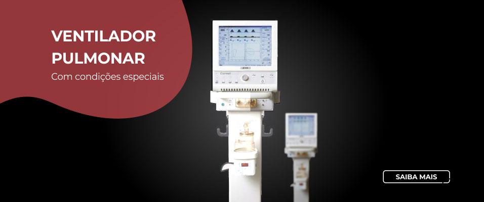 Ventilador pulmonar - Grupo SC Medical